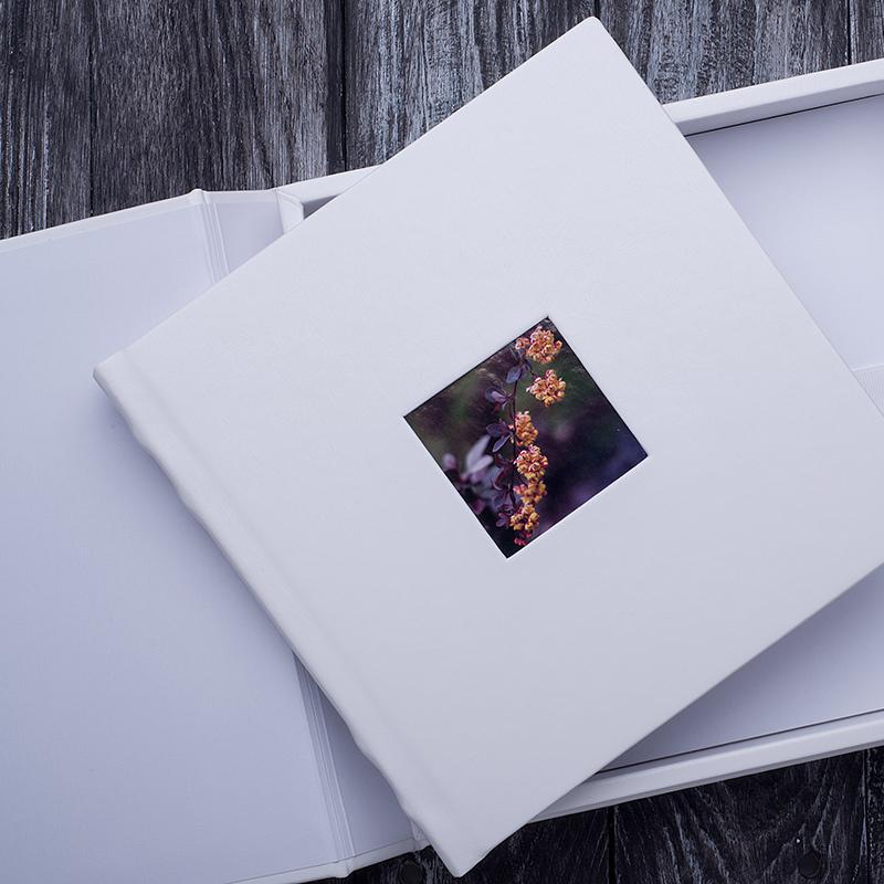 flat photobook album