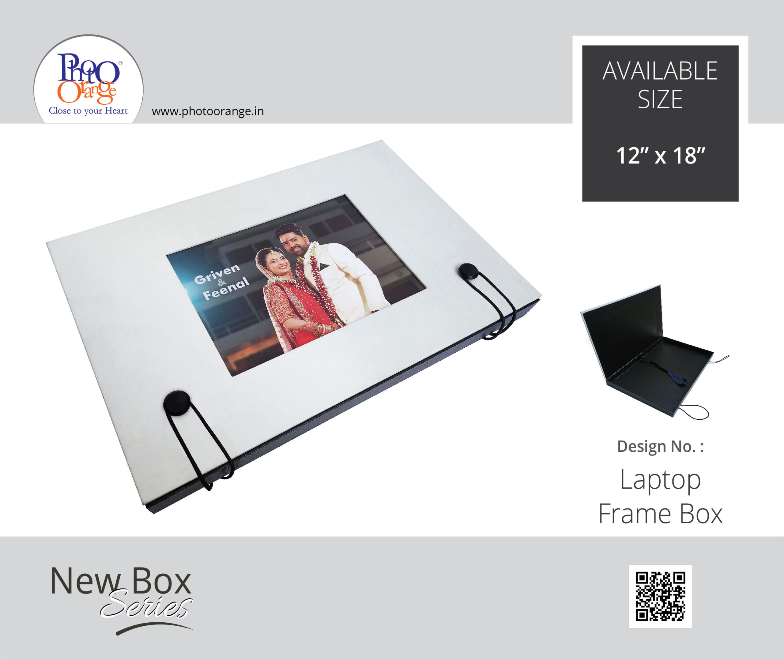 Laptop Frame Box