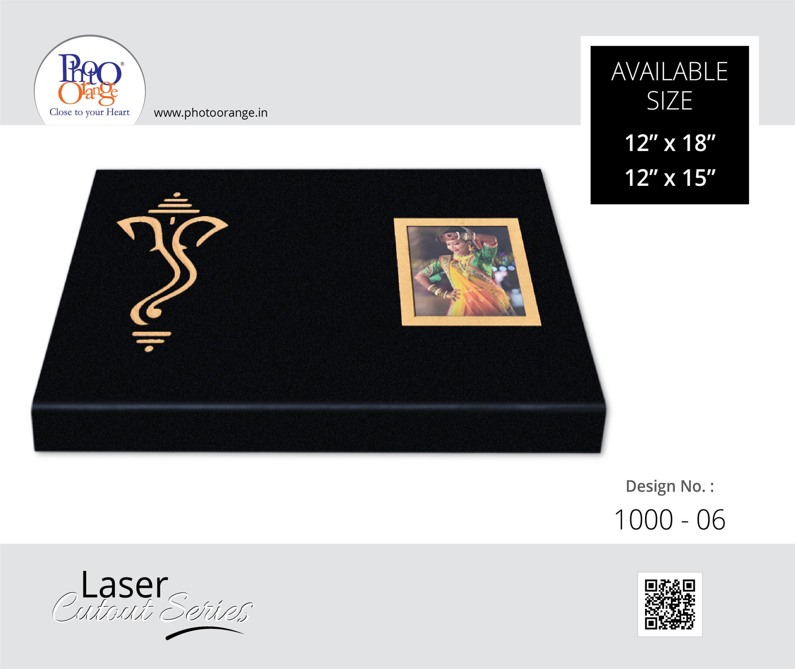 Laser Cutout Series 1000 01