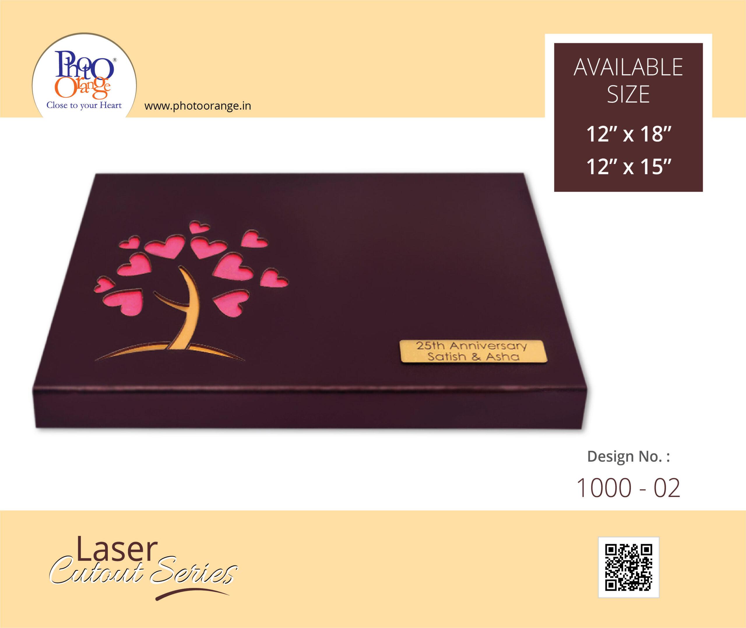 Laser Cutout Series 1000 02