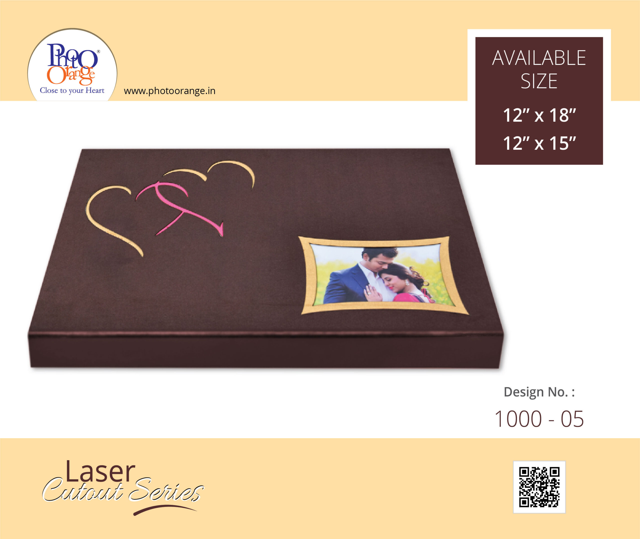 Laser Cutout Series 1000 03