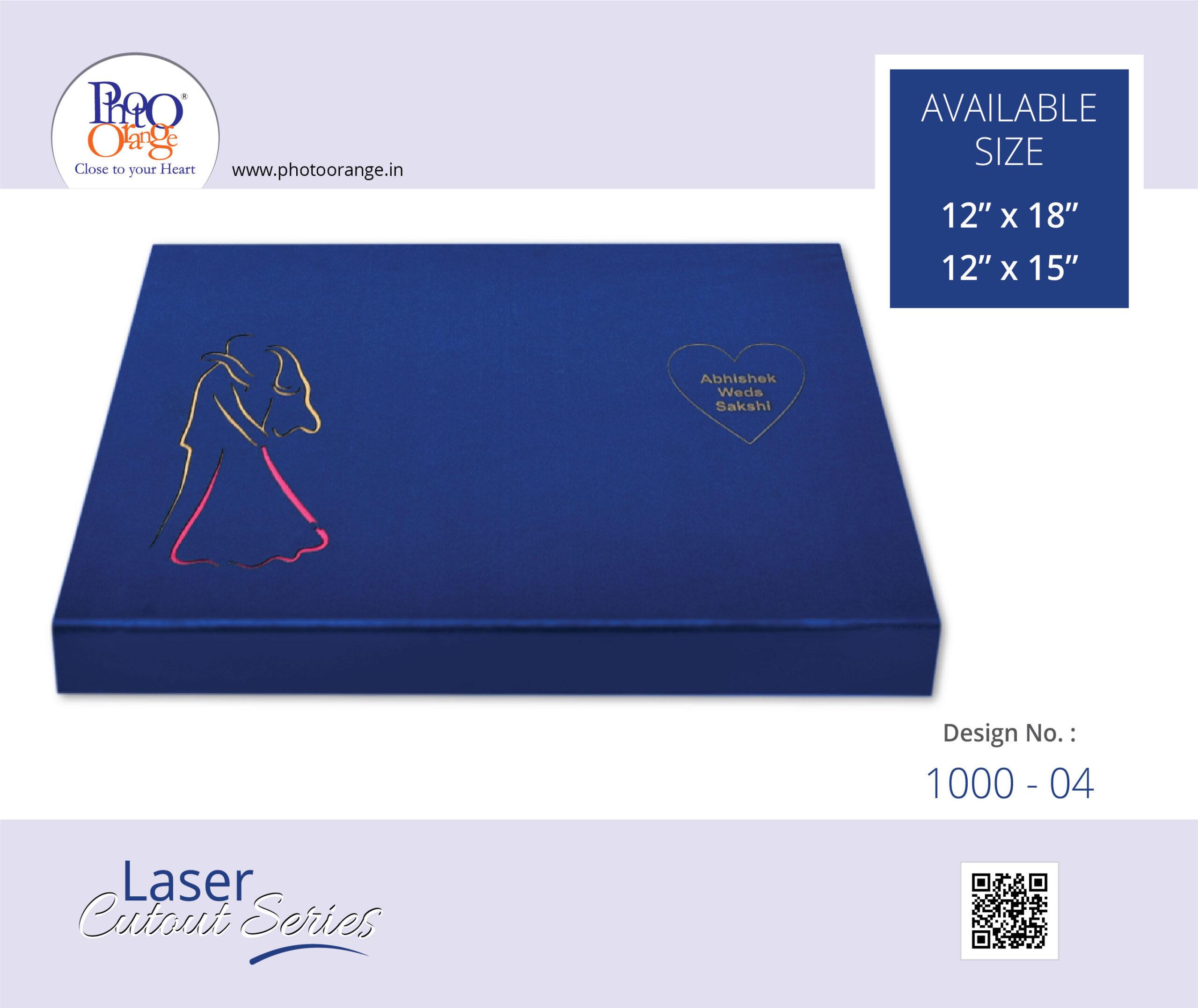 Laser Cutout Series 1000 04