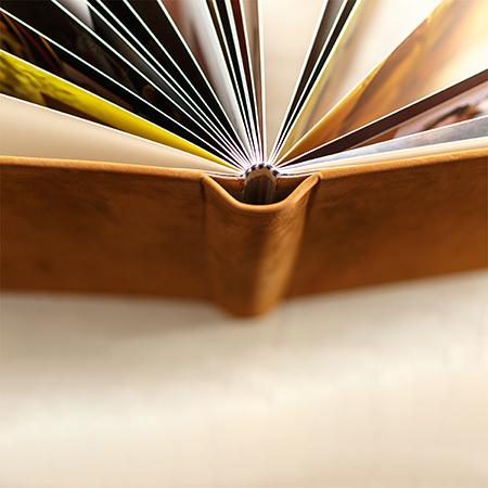 Photo Boook binding